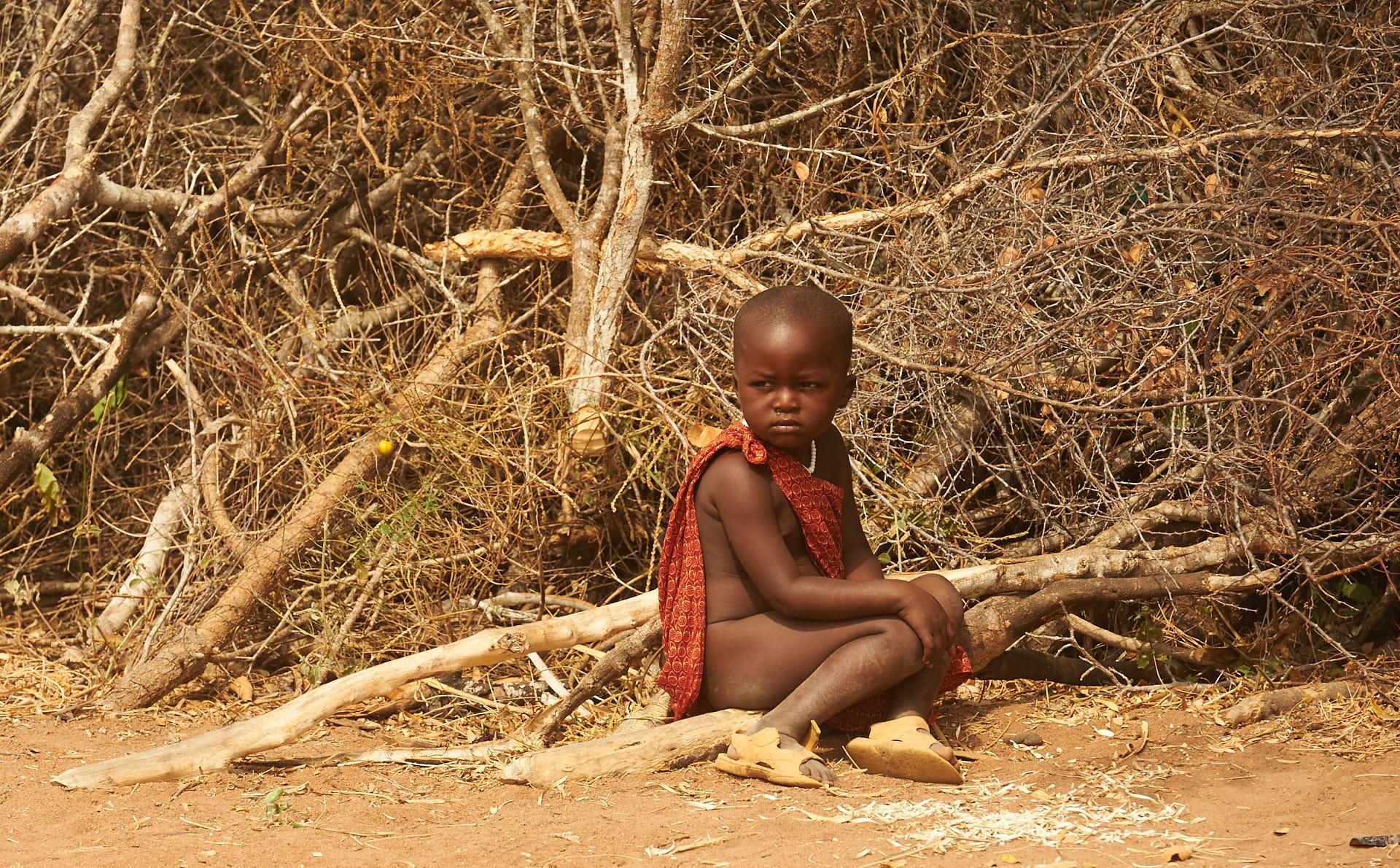 bambino masai