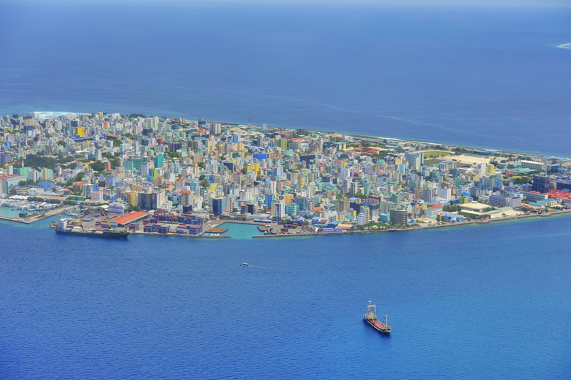 Aeroporto Male Maldive : Maldive pillole di viaggio