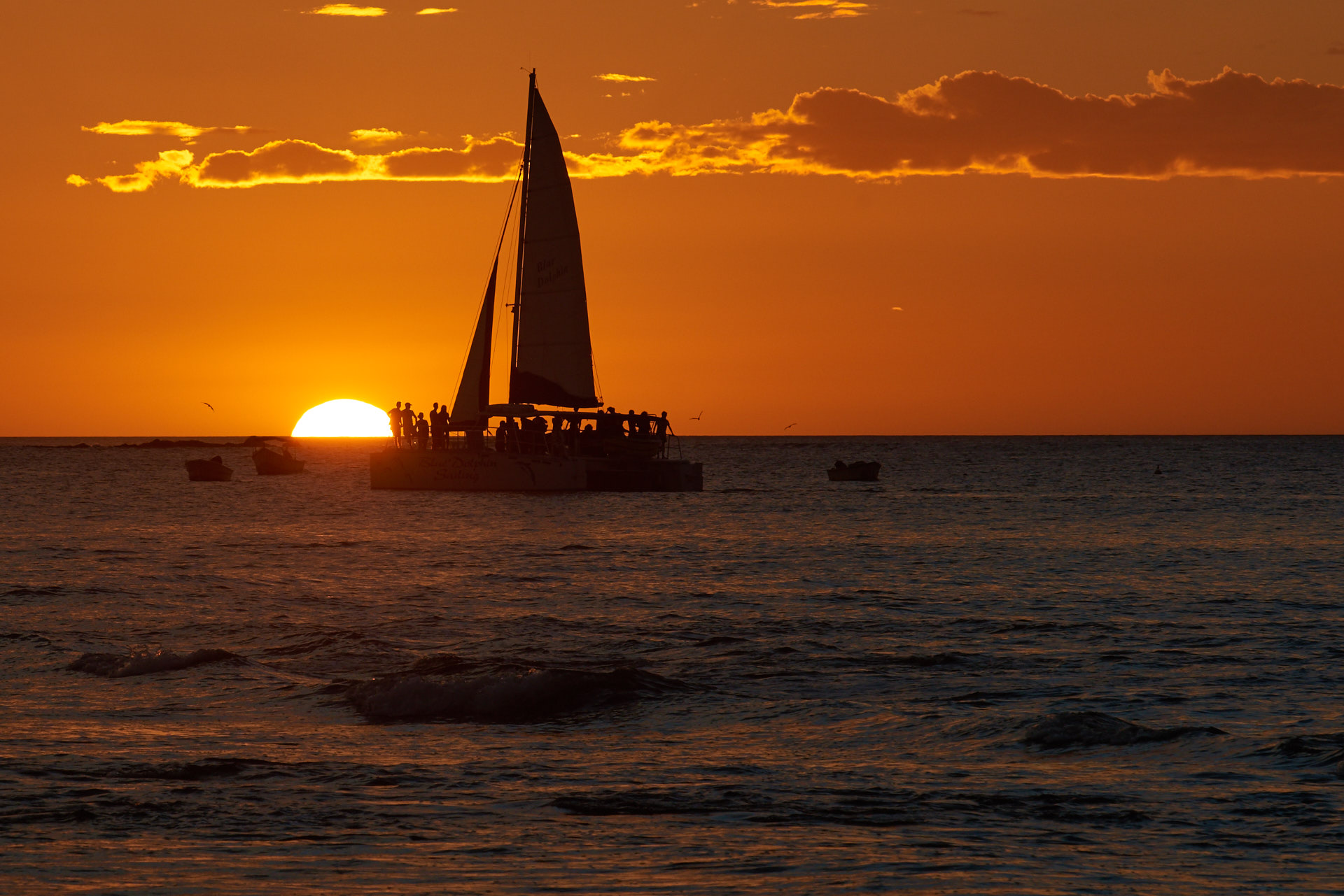 tramonto a Tamarindo
