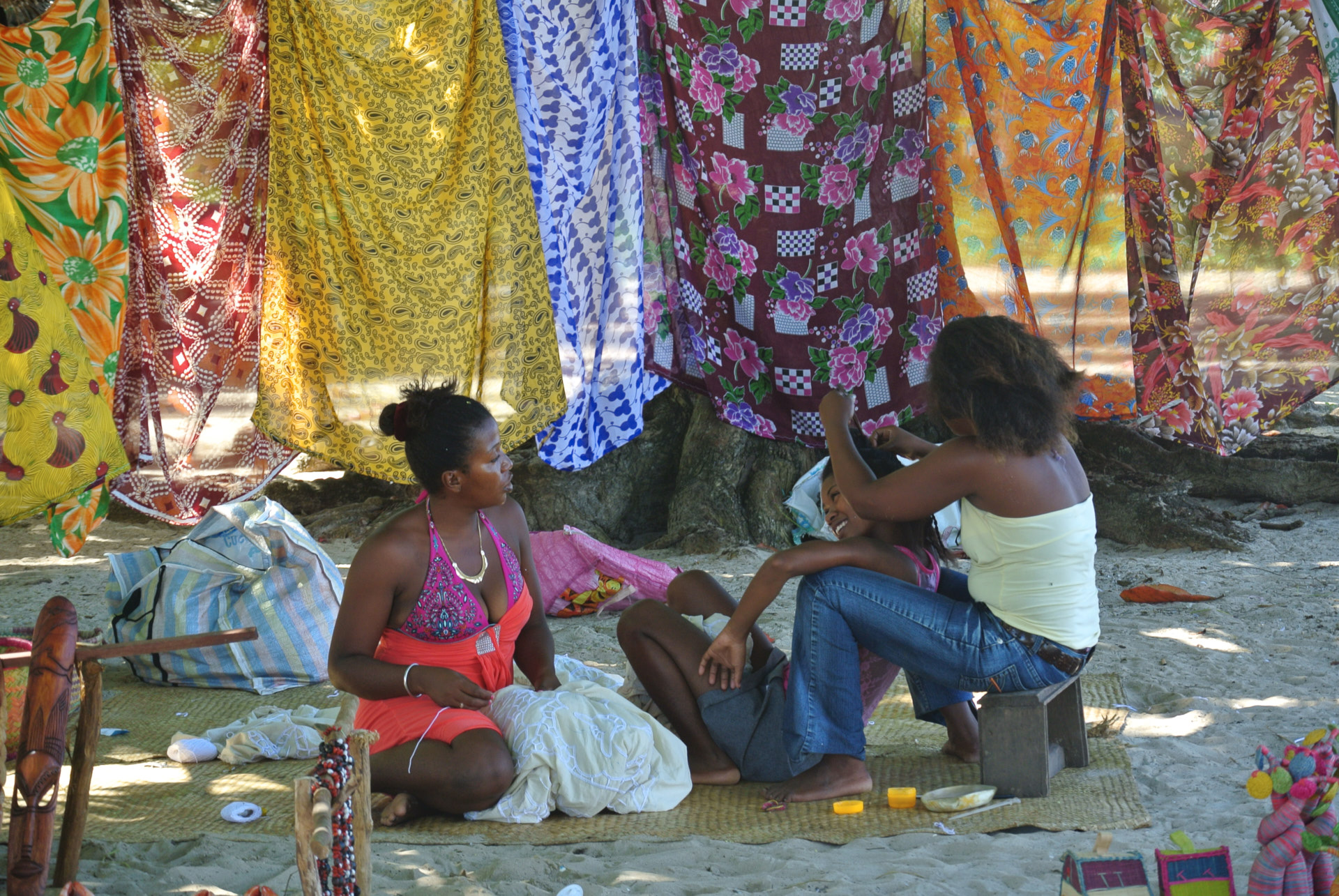 ragazze malgasce