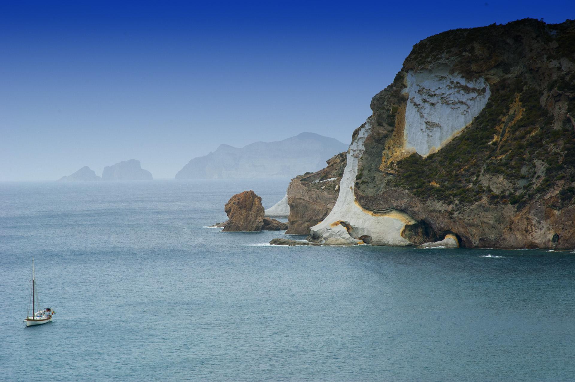 isole ponziane
